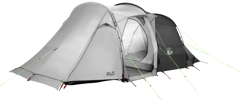 445ba5b39e7 Jack Wolfskin Great Divide RT Tent grey at Addnature.co.uk